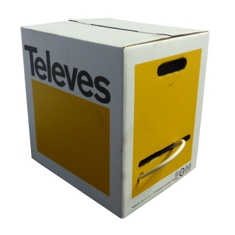 kabel koncentryczny TELEVES T100 212604 Pullbox 250m