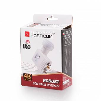 OPTICUM UNICABLE SCR2/3LEGACY ROBUST 24UB