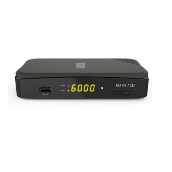 AX 150 HD OPTICUM TUNER TV SAT FTA