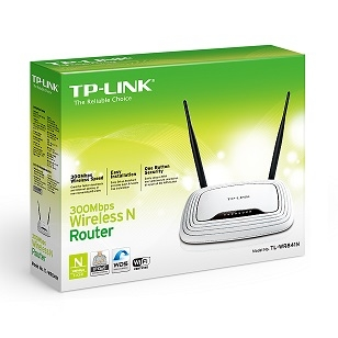 TP-LINK TL-WR841N ROUTER 300MBPS WIRELESS