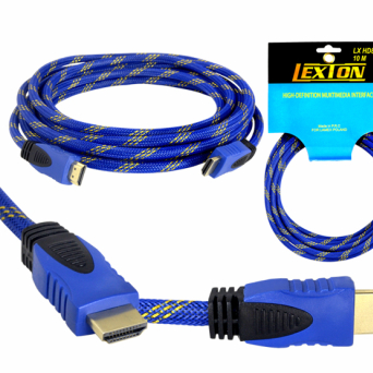 KABEL HDMI LEXTON LX HD83 10m