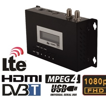MODULATOR HDMI DVB-T OPTICUM