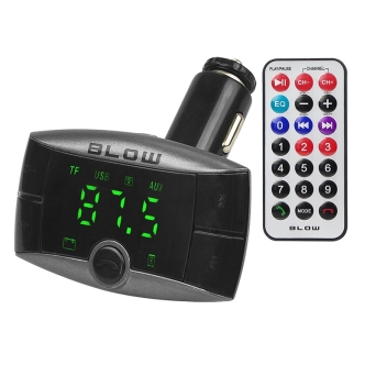TRANSMITER FM BLOW BLUETOOTH LCD 74149